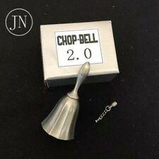 Ghost Bell Magic Props Chop Bell 2nd Generation Metal Model Phantom Bell Bell Ma