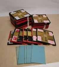 More details for antique vintage bridge card game dealer deck holders - 30 in total