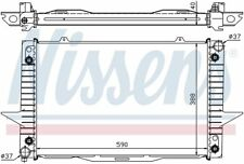 Radiator-GAS, Turbo Front Nissens 65539A