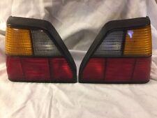 Originale Rücklichter Rückleuchten rechts+links mit Lampenträger VW Golf 2