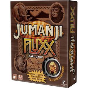 Jumanji Fluxx: Specialty Edition