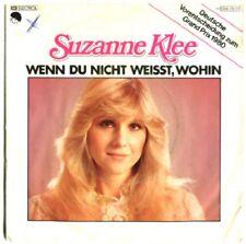 Suzanne Klee WENN DU NICHT WEISST WOHIN / NEIN DAS SEH ICH NICHT EIN