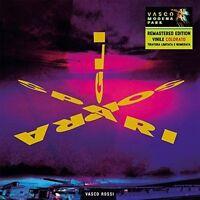 Vasco Rossi: Gli Coups de feu Sur - LP Vinyle coloré