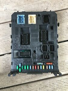 PEUGEOT 308 EXPERT CITROEN PICASSO BSI FUSEBOX 966405878001