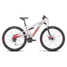 """Diamondback Recoil 29er Full Suspension Mountain Bike Silver - 16""""/Small – 5'4""""-"""