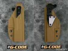 G-Code XST RTI Glock 17 22 31 Level II Retention Coyote Tan Modular Holster