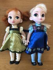 Disney Animator Muñecas Elsa y Anna
