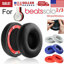 NEW Ear Pad Cushions Soft For Beats B0534, A1796 Solo 2 Solo 3 Wireless / Wired