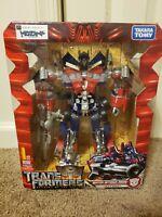 Takara Transformers Revenge of the Fallen Buster Optimus Prime 2009 RA-24 ROTF