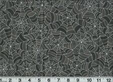New listing Hometown Halloween Fabric #9923-K Quilt Shop Quality Cotton