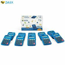Learning Resources Primary Calculator, Basic Solar Powered Calculators, Teacher