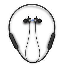 Hi-Fi Neck-Band Sports Wireless Headphones Sound Earphones Mic for Smartphones