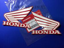 Honda Logo Sticker Mark Wing Cbr 125 150 250 300 600 900 1000 Cb NSR 90mm W/R