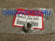 Honda Z50 MR50 CT ST 70 SL70 CT90 ST90 XR75 XR80 CT110 AXLE Nut 90353-045-000