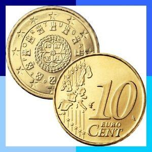 Ek // 10 Cent Portugal # Pièce Nueve : Sélectionnez une Année :