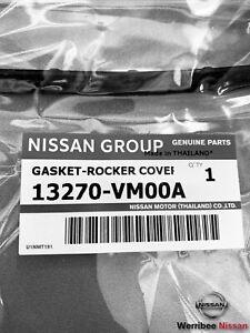 GENUINE NISSAN NAVARA D22 D40 YD25 THAI ROCKER COVER GASKET 13270-VM00A