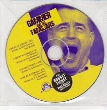 (DQ214) Gammer & His Familiars, Short & Curlies - DJ CD