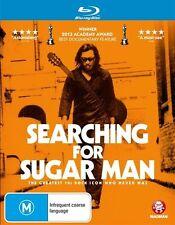Searching For Sugar Man Blu-ray NEW Region B Rodriguez