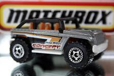 2013 Matchbox #117 MBX Explorers Jeep Willys Concept