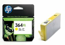 HP 364XL Yellow Ink Cartridge CB325EE - Branded New High Capacity Original