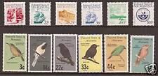 MICRONESIA # 31-39, C34-36, Birds, Ships, Mountain, Beach