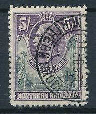 [54443] Nothern Rhodesia 1920s good Used Very Fine stamp