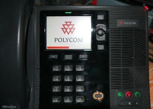Polycom CX600 IP Phone - VOIP - Skype for Business Compatible