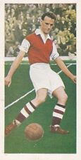 CHIX FAMOUS FOOTBALLERS SERIES 2 NUMBER 35 ~ WILL DICKSON ~ MANSFIELD / ARSENAL