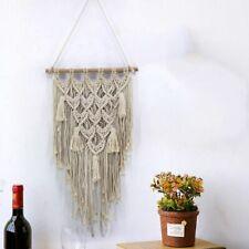 Handmade Wall Hanging Tapestry Macrame Wedding Backdrop Art Wedding Home Decor