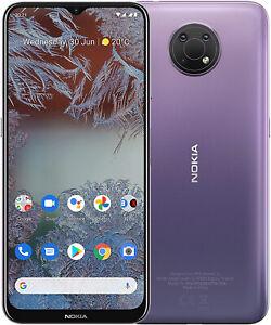 "New Nokia G10 Purple 6.51"" 32GB Dual SIM 4G Android 11 Sim Free Unlocked"