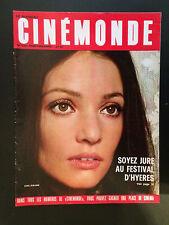 cinemonde n°1829 ewa swann  1970
