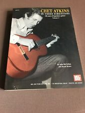 Chet Atkins in Three Dimensions Vol. 2 by Deyan Bratic, John McClellan and Chet