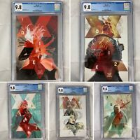 (Lot Of 5) Die #1-5 Image Comics CGC 9.8 (On Most) All First Prints Gillen Hans