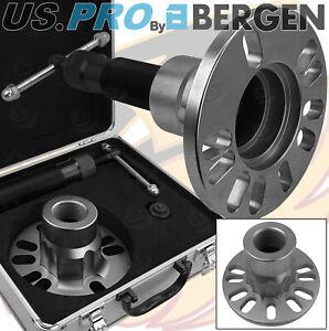 US PRO Hydraulic Hub Puller Wheel Hub Driveshaft Puller Press 4-5 Stud Hubs VAG