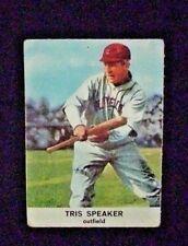 1961 Golden Press Baseball #30 Tris Speaker [Boston Red Sox/Cleveland Indians]