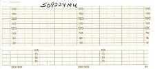 ECG paper for SONICAID FM7 92MM X 24M (8350-8002) PK 1