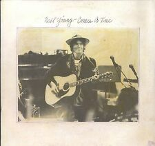NEIL YOUNG Comes a Time LP Used