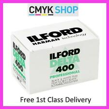 Ilford Delta 400 Professional 35mm 36 exp (5 Pack) **Free UK 1st P&P**