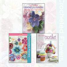 Nicki Trench and Jan Ollis Collection 3 Books Set(Cute and Easy Crochet,Crochete