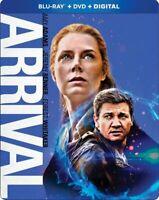 Arrival (Blu-ray Disc, 2018, 2-Disc Set, SteelBook)