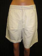 MIU MIU by PRADA Damen Short Bermuda Kurze Hose in Beige