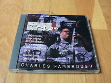 Charles Fambrough : City Tribes - Dave Valentin - CD Evidence Music 1996
