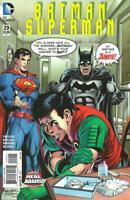 Batman Superman #29 Variant Cover By Neal Adams