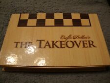 Creflo Dollars The Takeover 6 CD Audio Boxed Set Includes 2 Paper Back Books  E4