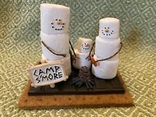 "Midwest Cannon Falls ""Camp S'mores� family figurine"