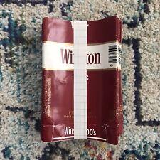 Vintage Winston 100s - Vintage Cigarette Collection - Empty Packs - Crafts