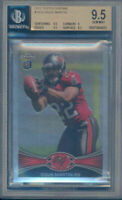 2012 topps chrome #147 DOUG MARTIN rc rookie BGS 9.5