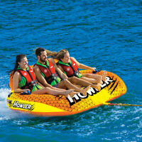 WOW WATERSPORTS HOWLER TOWABLE - 3 PERSON