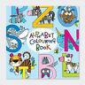 Alphabet Children's Colouring Book by Rachel Ellen Gift Present Early Learning