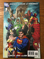 Justice League of America #1 Dc Comics 2006 Nm Jla Michael Turner Variant